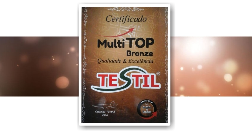 PRÊMIO MULTI TOP BRONZE 2016